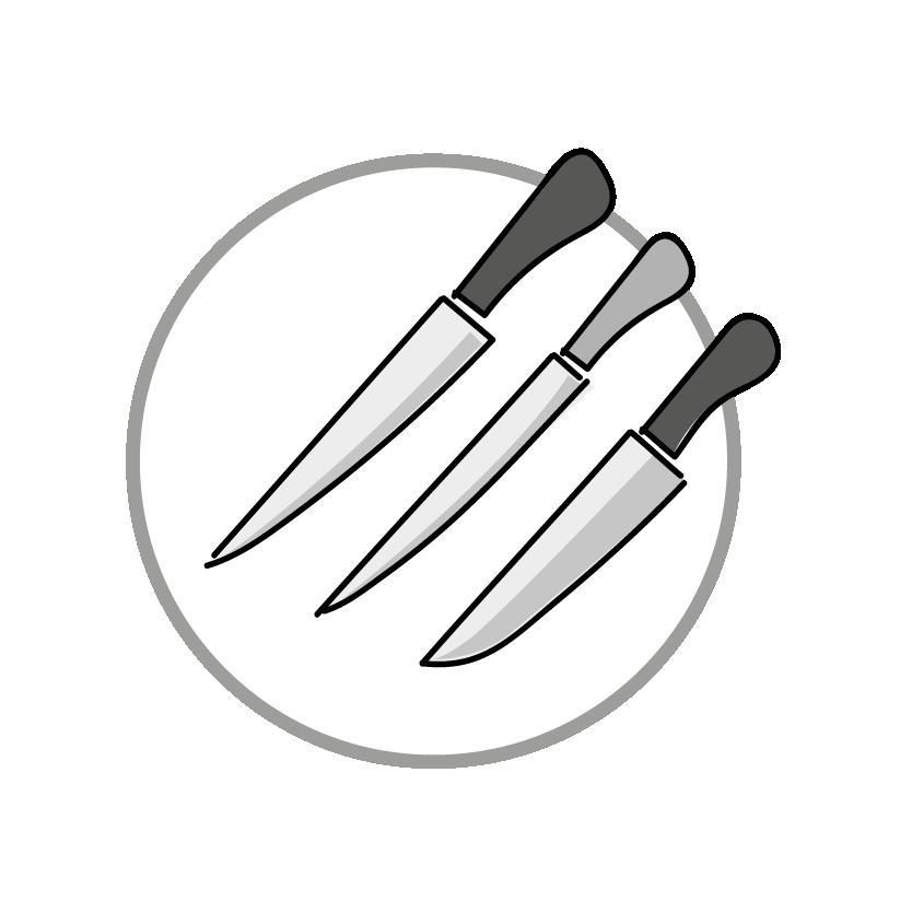 coltelli e forbici